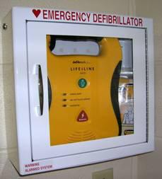 defibrillatore volt
